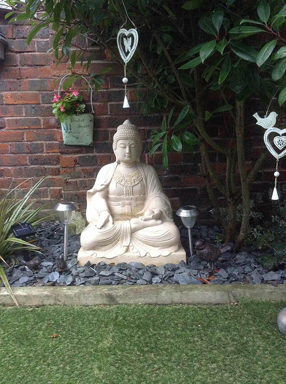 Extra Large Lotus Buddha Stone Garden Ornaments Amp Garden